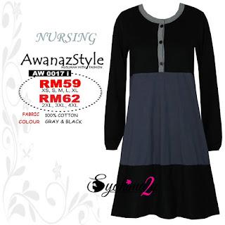 T-Shirt-Muslimah-Awanazstyle-AW0017i