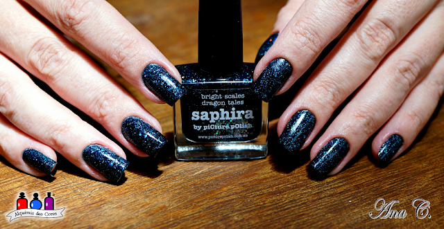 Picture Polish, Picture Polish Opulence, Saphira