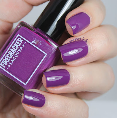 Firecracker Lacquer The Grape Beyond
