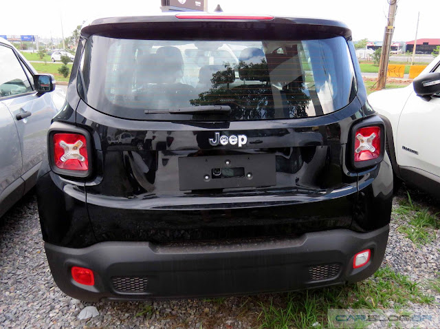 Jeep Renegade 1.8 - mais barato