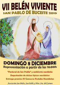 San Pablo de Buceite - Belén Viviente 2019