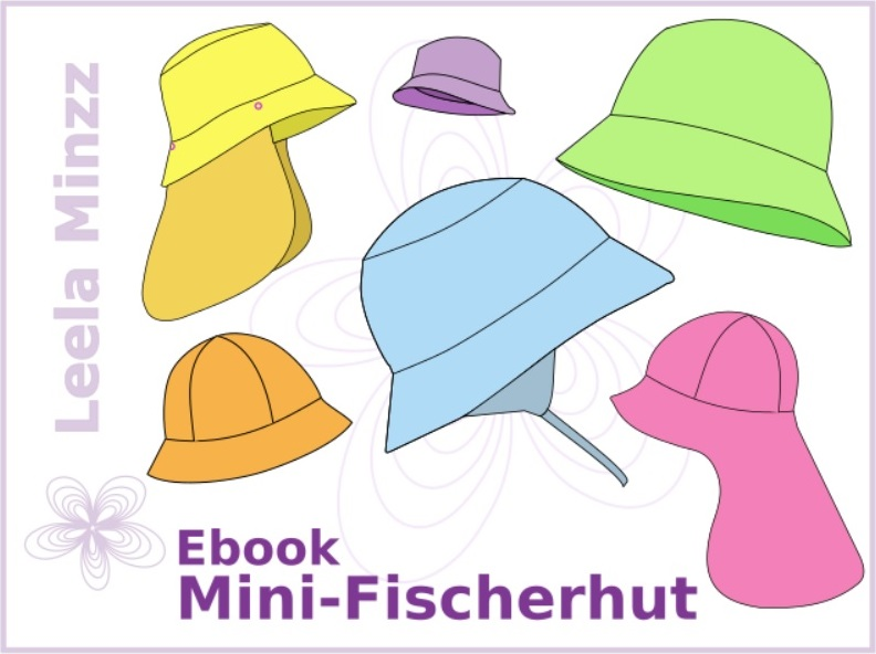 Ebook Mini-Fischerhut