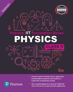 Pearson IIT Foundation Physics Class 9, 6e