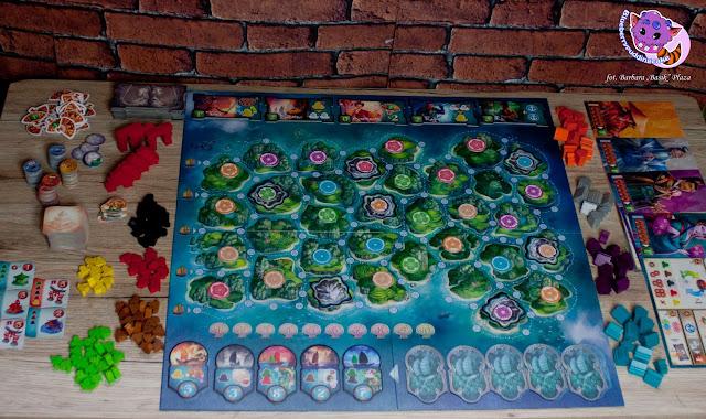 Gra przygotowana do rywalizacji o nagrodę od Cesarzowej Hamiko