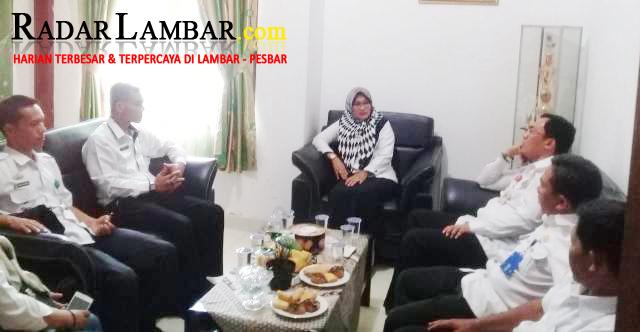 Pemkab Waykanan Belajar Budidaya Kopi di Lampung Barat