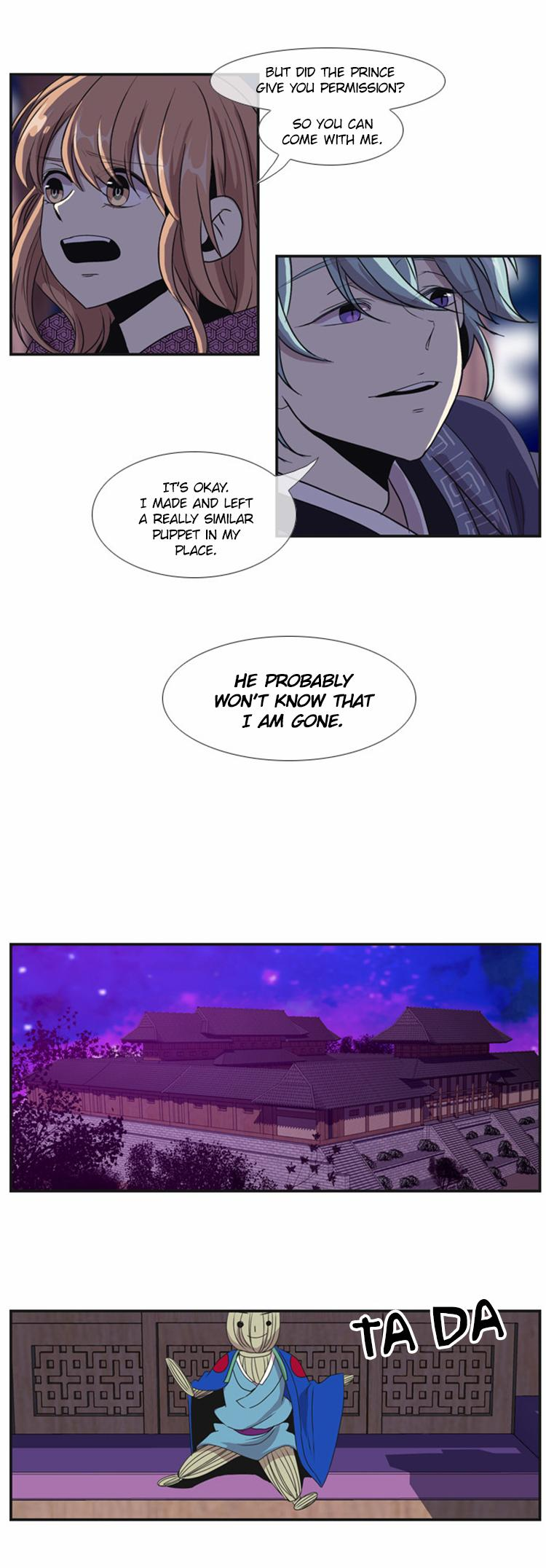 Strange and Beautiful - Chapter 7