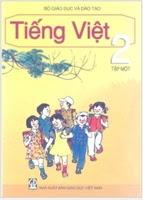 Sách Giáo Khoa Tiếng Việt 2 Tập 1 - Nguyễn Minh Thuyết