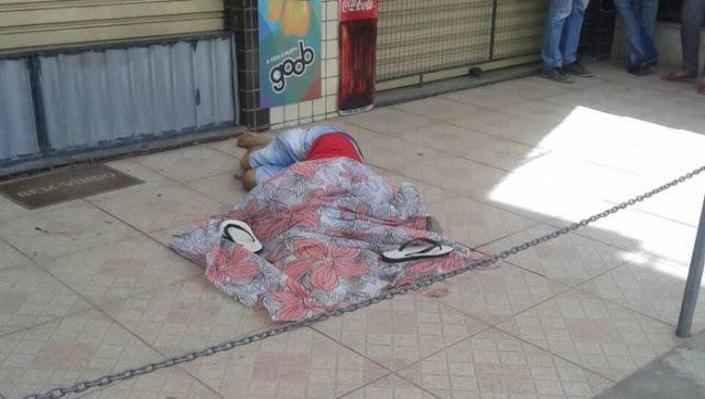 Suspeito é morto após assalto a supermercado em Alagoinhas