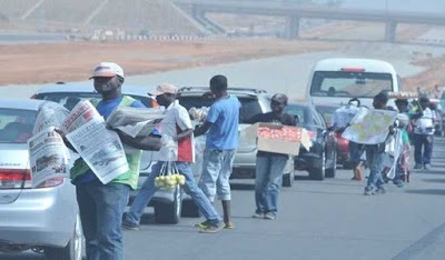 Street hawking: Buyers and sellers to pay N90,000 or 6 months in jail