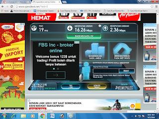 Speedtest Kecepatan Modem Andromax M2Y pada jaringan 4G