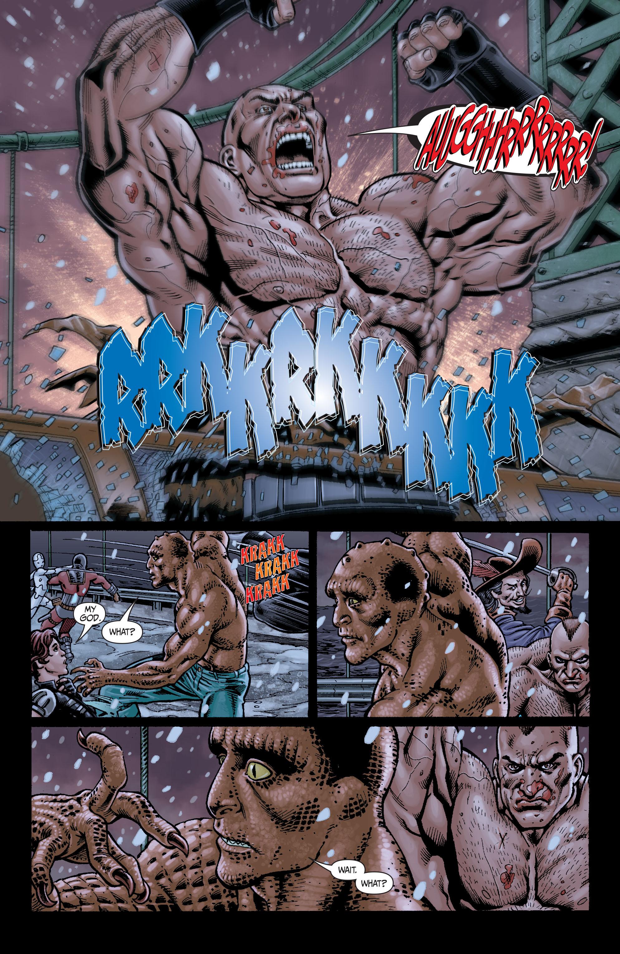Read online Secret Six (2008) comic -  Issue #7 - 15