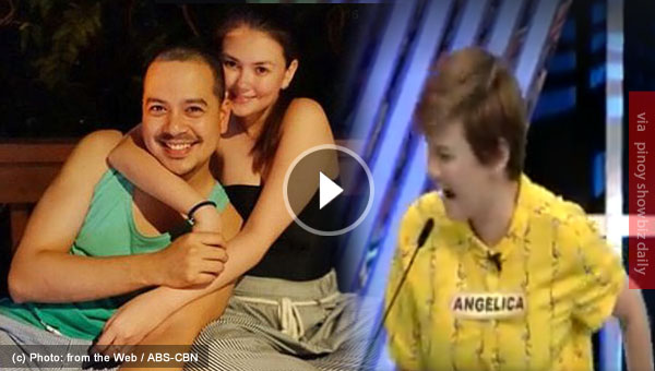 Did Angelica Panganiban hint of the cause of break-up with John Lloyd Cruz in this video?