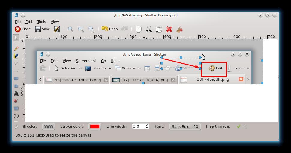Ubuntu Buzz !: Advanced Image Editor for LibreOffice