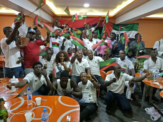 BIAFRA : SPECIAL INVITATION ON UPCOMING IPOB GENERAL MEETING IN DUBAI UAE