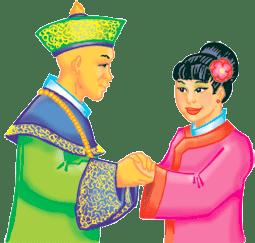 La joven y el príncipe