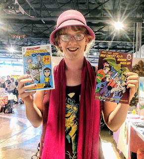 alt press, alternative press, small press, indie comix, Amazing Arizona Comics, Phoenix, Russ Kazmierczak