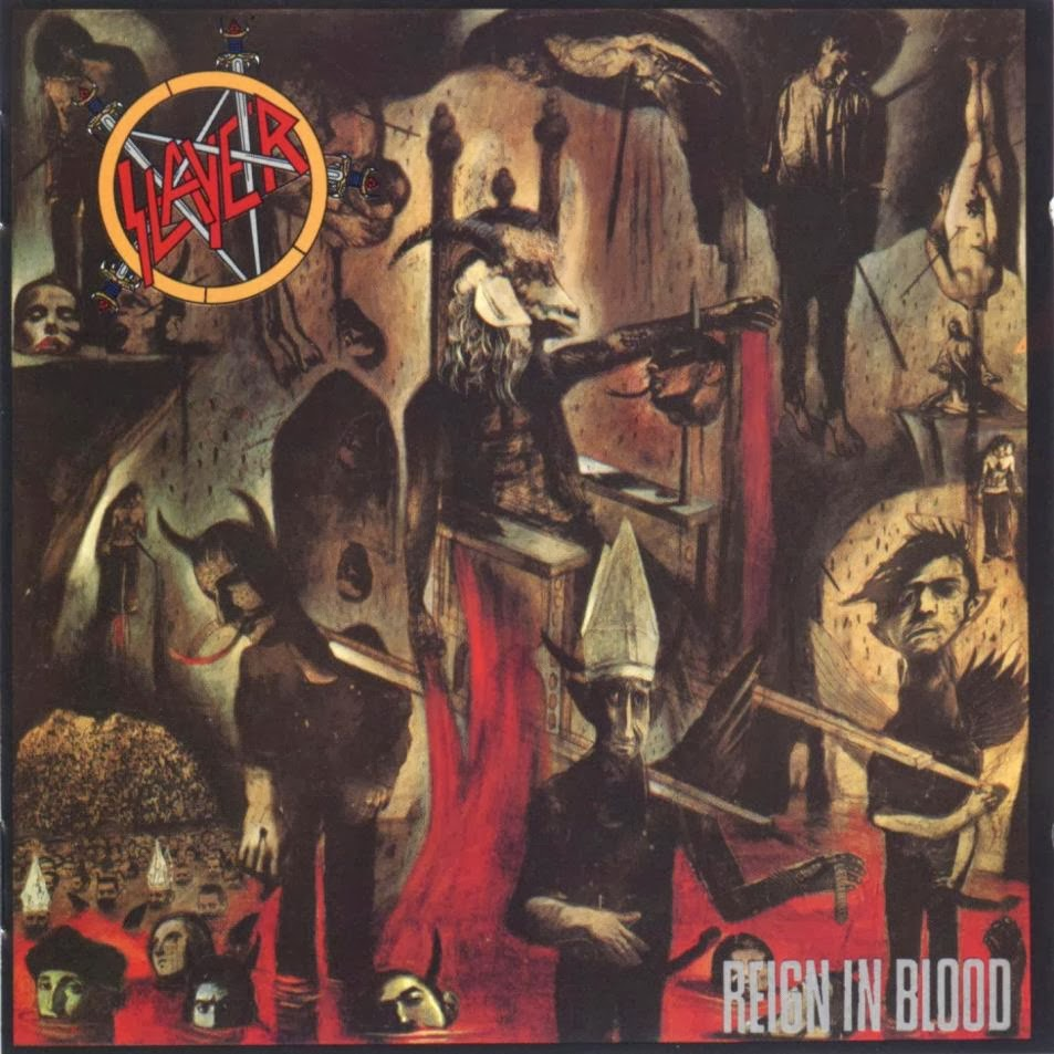 lampi o cult slayer reign in blood 1986. Black Bedroom Furniture Sets. Home Design Ideas