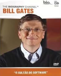 Bill Gates: O Sultão do Software - DVDRip Dual Áudio
