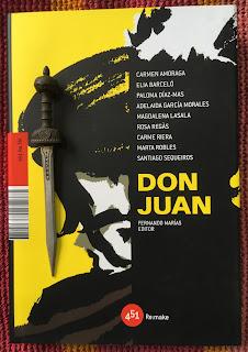 Portada del libro Don Juan, de varios autores