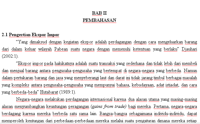 Beranda Ilmu Makalah Pengaruh Ekspor Impor Dalam Perkembangan Perekonomian Di Indonesia