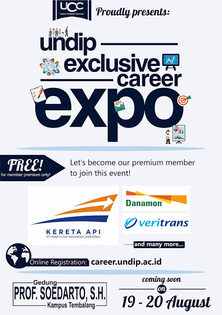 UNDIP Exclusive Career Expo