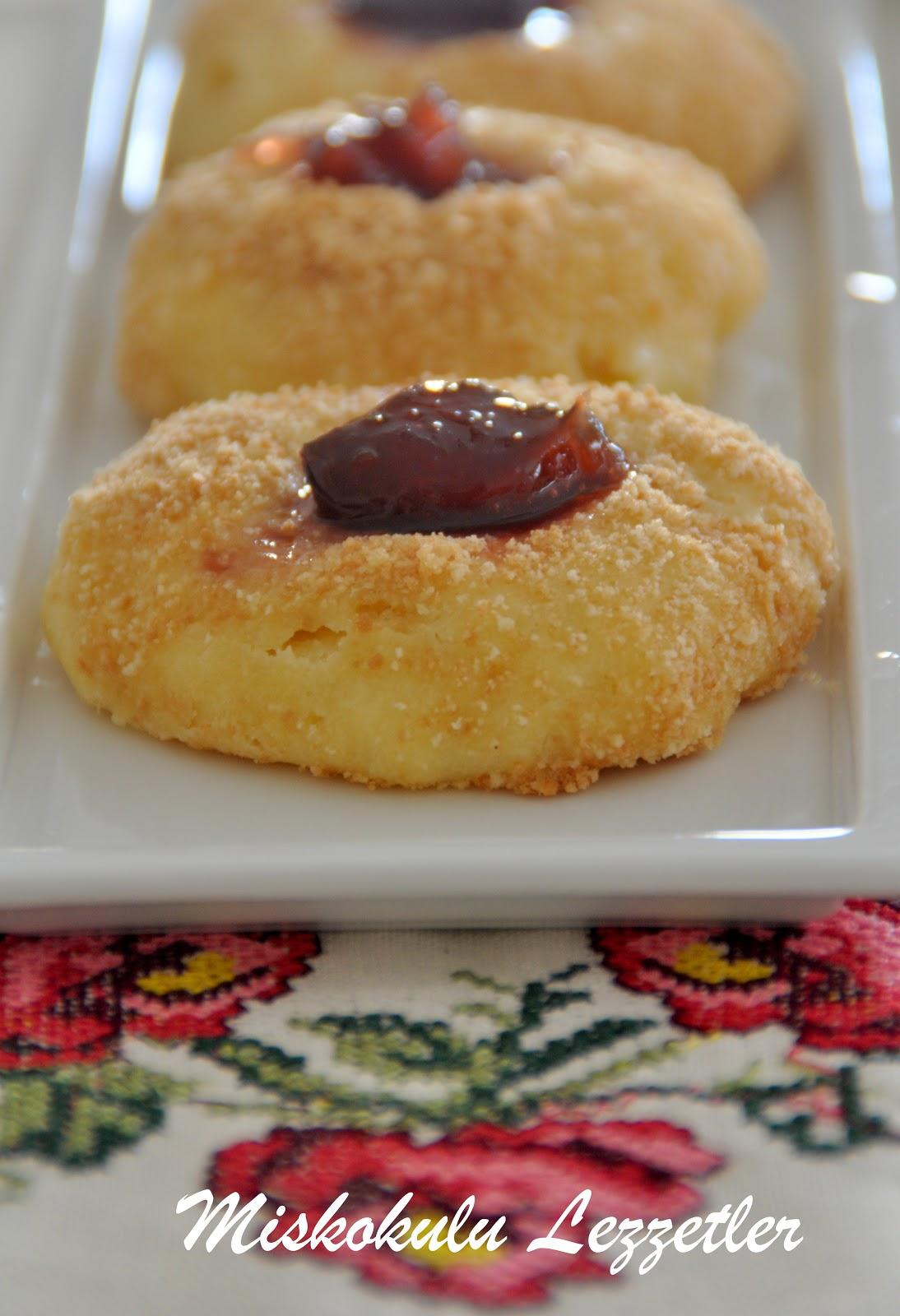 Kurabiyeli Cheesecake Tarifi