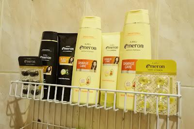 """""""Jinakkan"""" Rambut Singa Dengan Emeron Complete Hair Care"""