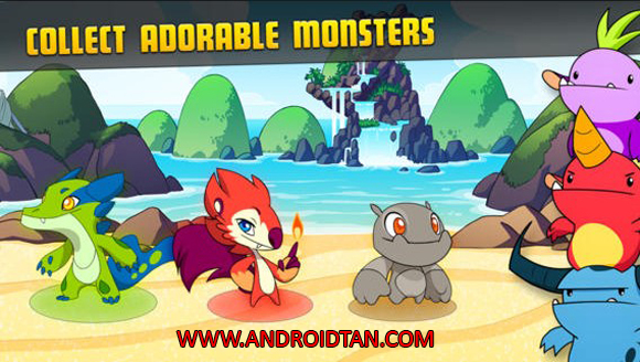 Cara Install Mino Monsters 2 Evolution Mod Apk Money