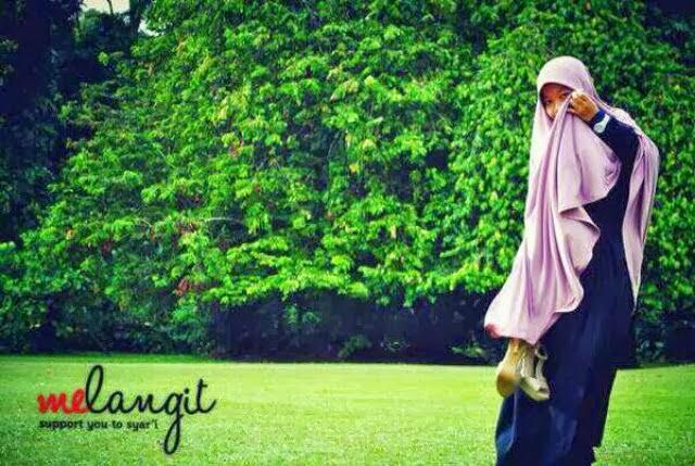 melangit hijab syar'i