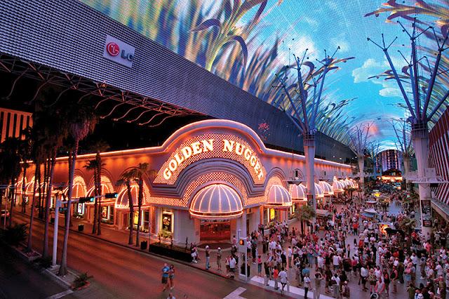 Dicas de Las Vegas: Hotel Cassino Golden Nugget