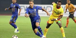 Video Gol Persib Bandung vs Persegres Gresik United 6-0 Liga 1 Minggu 20/8/2017