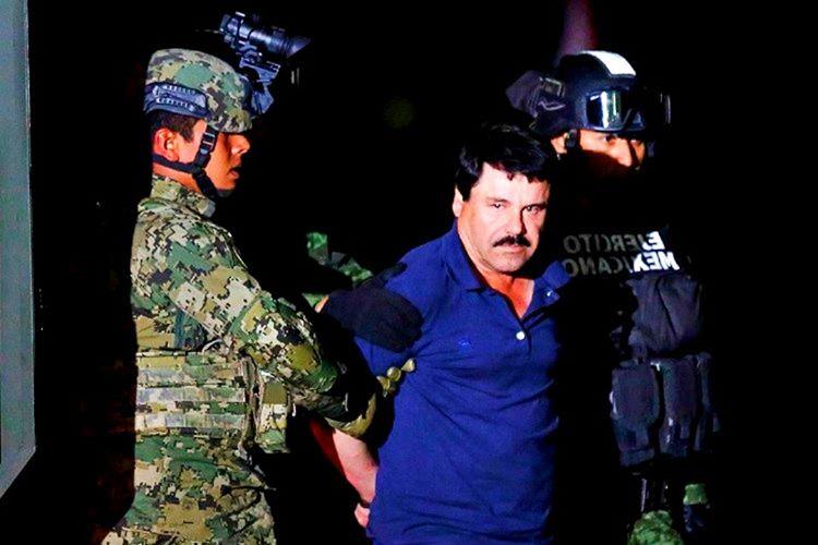 2014 senesinde tekrar tutuklanan Joaquin Guzman, Meksika'nın en güvenli cezaevine kapatıldı.