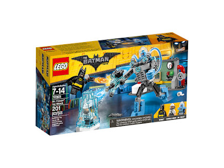 LEGO 70901 - Lodowy atak Mr. Freeze'a