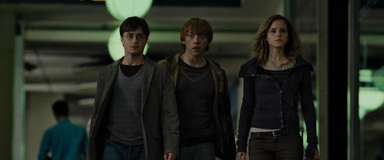 Há 3 anos, 'Harry Potter e as Relíquias da Morte - Parte 1' estreava em todo o país   Ordem da Fênix Brasileira