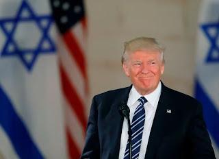 Donald Trump Tanda Kiamat