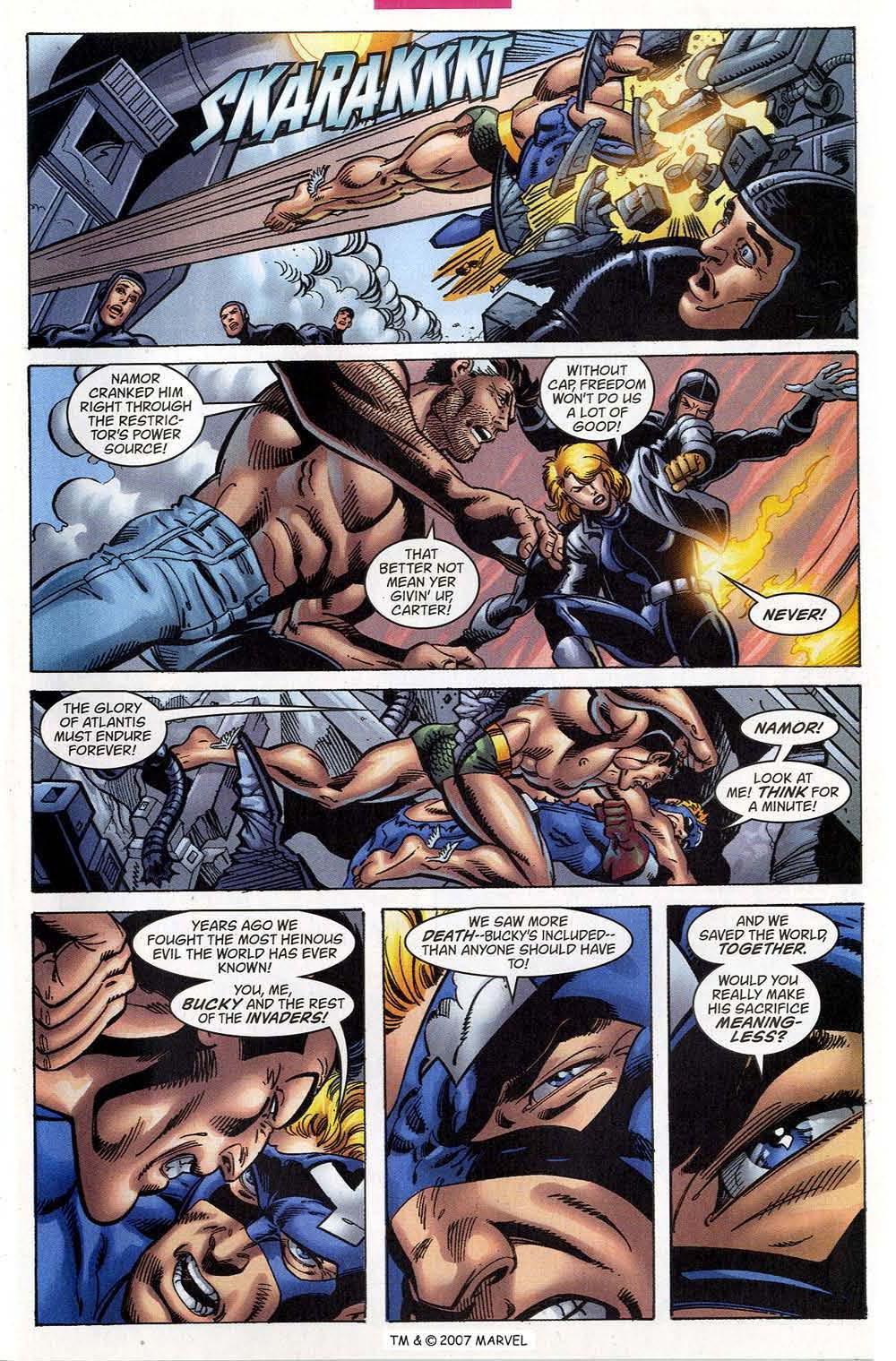 Captain America (1998) Issue #48 #55 - English 23