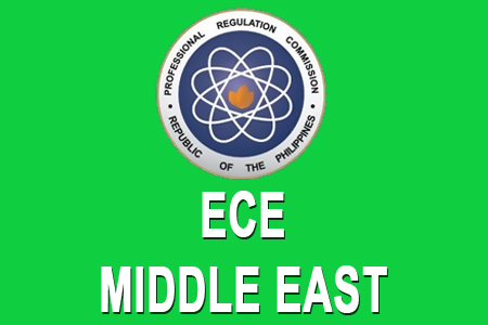 October 2012 ECE and Technician (Middle East) Board Exam Results