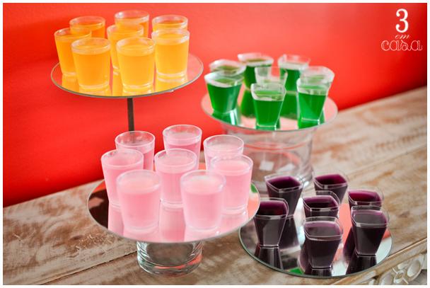 como fazer gelatina vodka