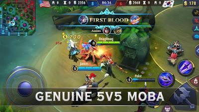 Mobile Legends Bang Bang APK]