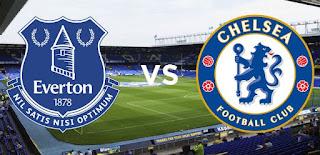 Susunan Pemain Everton vs Chelsea - Sabtu 23 Desember 2017