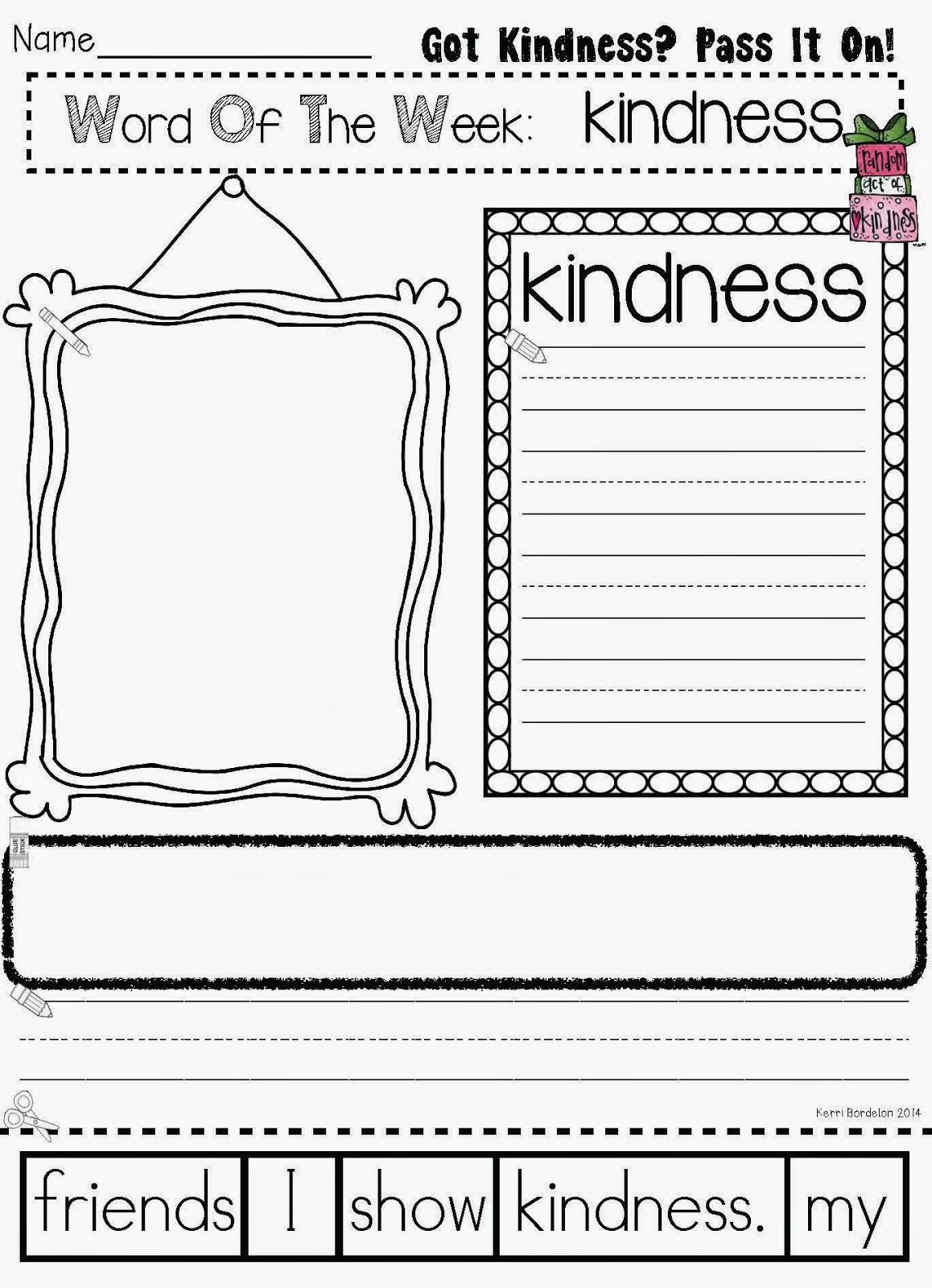 Teacher Bits And Bobs Kindness And Other Winter Randomness Plus A Kindness Freebie