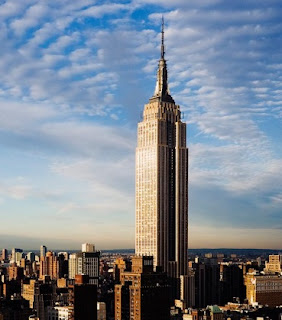 Empire State Building di Amerika