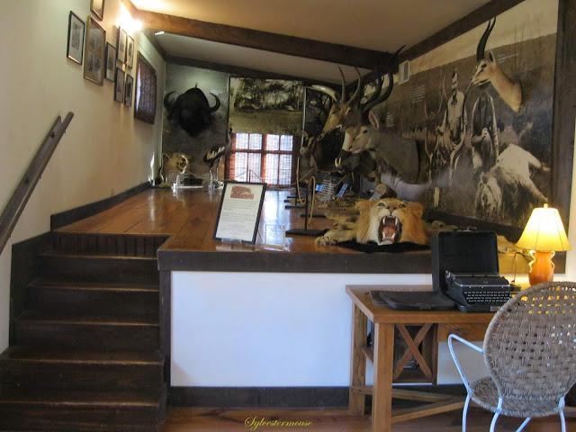 Ernest Hemingway's Barn Studio