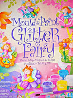 Enjoyable Activity Fairies Magnets and Badges Mould and Paint Glitter Fairy Plaster Fridge Magnets and Badges Moulding and Painting Kit Do It Yourself Project Arts, Beauty, Books, Crafts, DIY, Fashion, Health, Life, Lifestyle, Style, and Travel Blog/Website by @TheGracefulMist (www.TheGracefulMist.com) - Filipino - Filipina - Blogger - Website - Quezon City - Metro Manila - Bloggers - Philippines