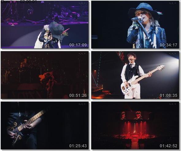 """L'Arc~en~Ciel """"ARENA TOUR MMXX"""" WOWOW Prime 2020.06.27"""