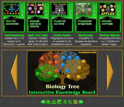 Биологически Игри за Студенти