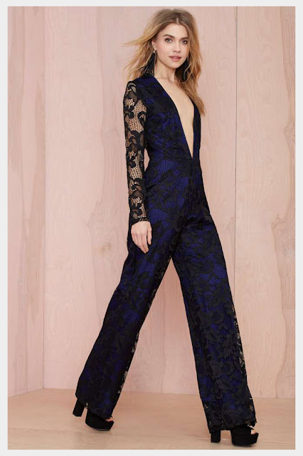 Lacy Jumpsuit