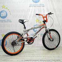 Sepeda BMX Pacific 2058CP Chrome Pernekel 20 Inci
