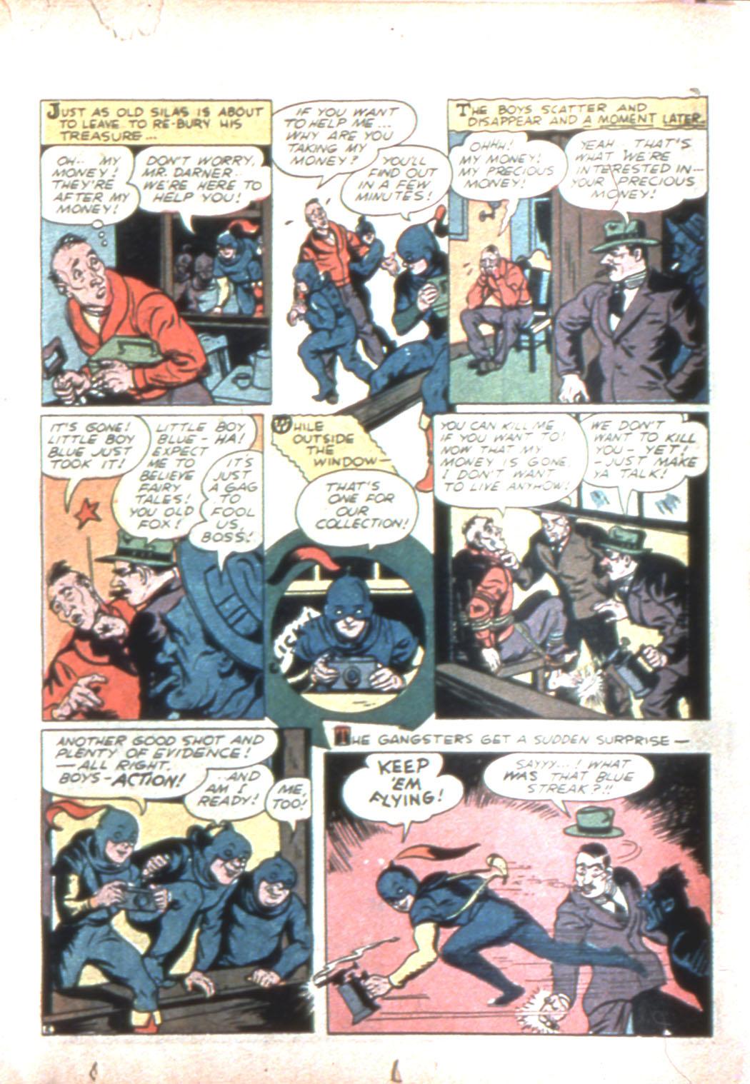 Read online Sensation (Mystery) Comics comic -  Issue #11 - 50