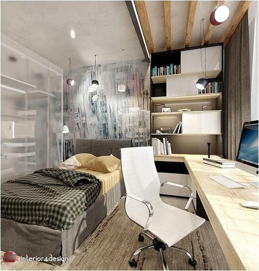 Colorful Teenagers Bedrooms 9